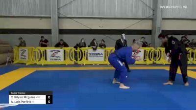 Charles Kilyan Mcguire vs Andre Luiz Porfirio 2020 American National IBJJF Jiu-Jitsu Championship