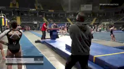 Mary Rose Bellan - Vault, JamJev Gymnastics