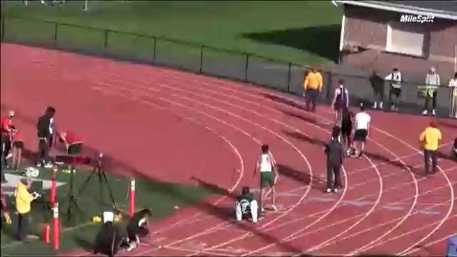 High School Boys' Sprint Medley Relay Varsity, Finals 2