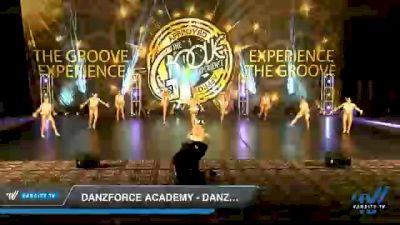 DanzForce Academy - Danzforce Sr Elite [2020 Senior - Jazz Day 2] 2020 Encore Championships: Houston DI & DII