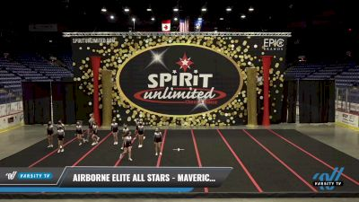 Airborne Elite All Stars - Mavericks [2021 L2 Junior - Non-Building] 2021 PA Championship