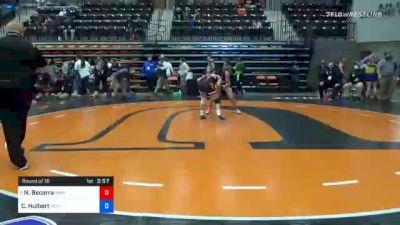 143 lbs Prelims - Nancy Becerra, Missouri Valley vs Cameryn Hulbert, York