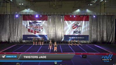 Twisters Jade [2021 L2.2 Youth - PREP] 2021 NCA Atlanta Classic DI & DII