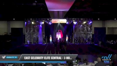 East Celebrity Elite Central - J-HONEY [2021 L5 Junior Coed Day 1] 2021 Queen of the Nile: Richmond