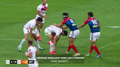 Top Moments From The Rugby League World Cup Round 3