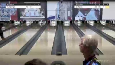 Replay: FloZone - 2021 PBA50 David Small's Jax 60 Open - Match Play Round 2