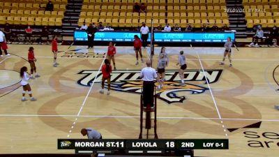 Replay: Loyola Maryland vs Towson - 2021 Towson Invitational | Sep 4 @ 6 PM