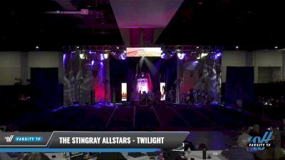 The Stingray Allstars - Twilight [2021 L3 Senior - Small Day 2] 2021 Queen of the Nile: Richmond