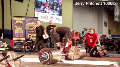 Every 1,000+lb Deadlift From Arnolds