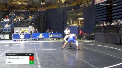 165 lbs Consolation - Randy Meneweather, Air Force vs Joe Lee, Penn State