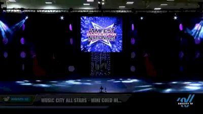 Music City All Stars - Mini Coed Hip Hop [2021 Mini Coed - Hip Hop Day 2] 2021 JAMfest: Dance Super Nationals