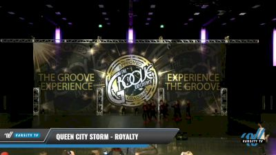 Queen City Storm - Royalty [2021 Youth - Hip Hop - Small Day 1] 2021 Groove Dance Nationals