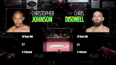 Chris Disonell vs. Christopher Johnson - Ring of Combat 66 Replay