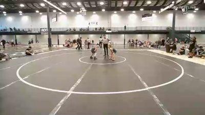 67 lbs Prelims - Micah Stith, Midwest Xtreme Wrestling vs Johnny Salas, Elite Athletic Club