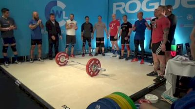 Arnold Weightlifting Championships Replay - Platform B, 3/4/16