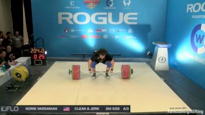 Arnold Weightlifting Championships Replay - Platform A, 3/5/16 Part 2