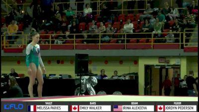 Lexy Ramler - Floor, KidSport - Gymnix 2016 Challenge