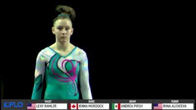 Lexy Ramler - Vault, KidSport - Gymnix 2016 Challenge