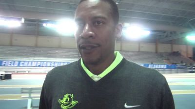 Robert Johnson on the commanding Oregon Duck victories at the NCAA Championships