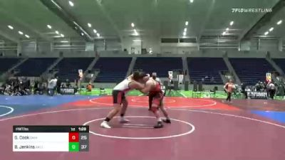Final - Gage Cook, Daniel Cormier Team (idk Name) vs Brian Jenkins, Salem Elite