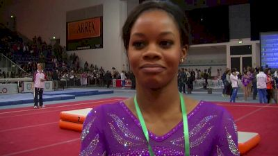 AA Champ Gabby Douglas Believing In Her Abilities And Still Looking For More - Sr AA, Jesolo 2016
