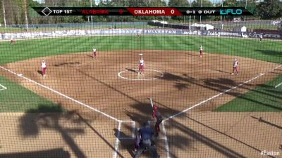Oklahoma vs Alabama 3-19-16 (Easton)