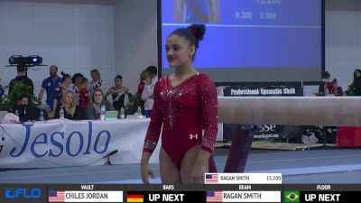 Laurie Hernandez - Beam (15.25), USA - Event Finals, Jesolo 2016