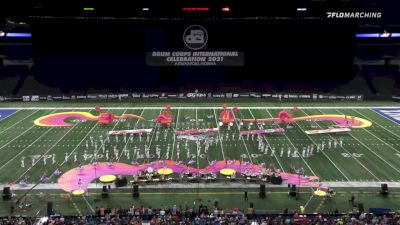 """Lucy """"Bluecoats"""" at 2021 DCI Celebration (High)"""