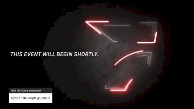 Full Replay - Cliff Keen Las Vegas Invitational - Upcoming Bouts