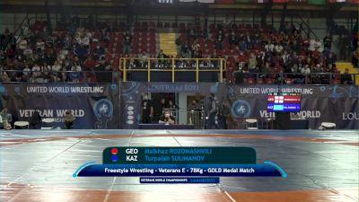Replay: Mat B - 2021 Veterans World Championships | Oct 19 @ 5 PM