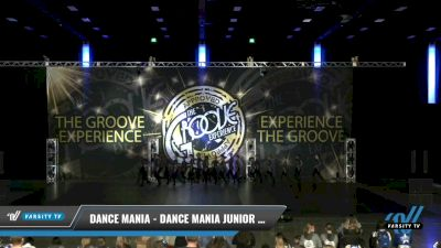 Dance Mania - Dance Mania Junior Jazz [2021 Junior - Jazz Day 2] 2021 Groove Dance Nationals