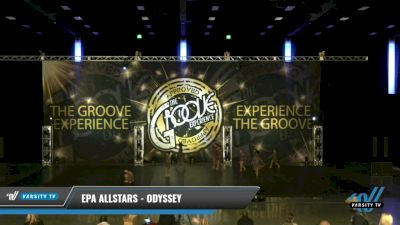 EPA AllStars - Odyssey [2021 Mini - Contemporary/Lyrical Day 2] 2021 Groove Dance Nationals