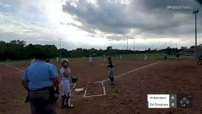 OH Stingrays vs. IN Bombers - 2021 Ohio Stingrays College Showcase