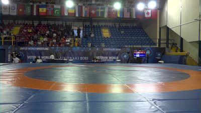 Replay: Mat C - 2021 Veterans World Championships | Oct 20 @ 6 PM