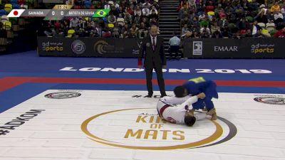 Nobuhiro Sawada vs Joao Gabriel De Sousa Abu Dhabi King of Mats, Lightweight