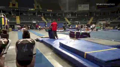 Caris Carr - Vault, JamJev Gymnastics
