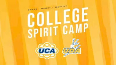 Replay: 2021 UCA & UDA College Demo and Camp: Mississippi State University