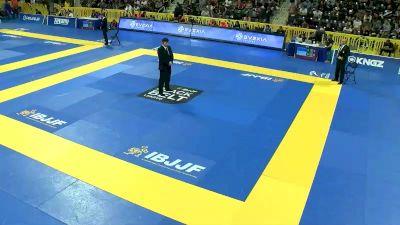 RICARDO EVANGELISTA vs LUIS EDUARDO LOPES 2019 World Jiu-Jitsu IBJJF Championship