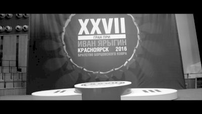 Prepared To Fight: The Yarygin (Episode 3)
