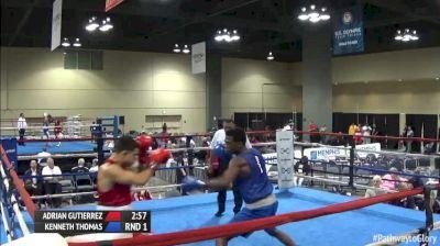 Adrian Gutierrez vs Kenneth Thomas