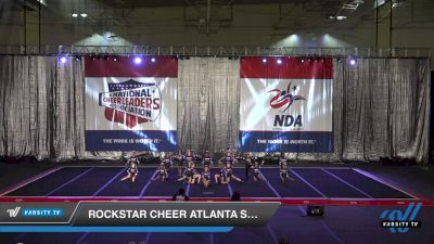 Rockstar Cheer Atlanta South P!NK [2021 L1.1 Mini - PREP] 2021 NCA Atlanta Classic DI & DII