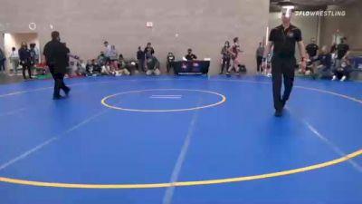 76 kg Consi Of 4 - Avery Ackerman, Wa vs Alivia White, Wa
