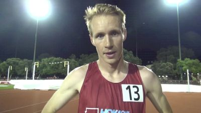 Scott Fauble after bittersweet 10k just missing Olympic standard