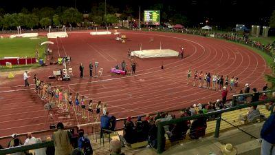 Women's 10k, Heat 1 - Thweatt runs 31:52, 8 women hit Olympic standard!