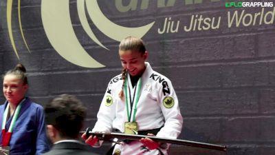 Amal Amjahid wins Abu Dhabi Grand Slam Tokyo