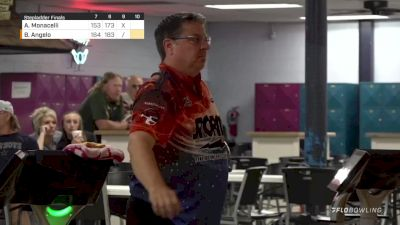 Crazy Finish To Semifinal Match At 2021 PBA50 Odessa Open