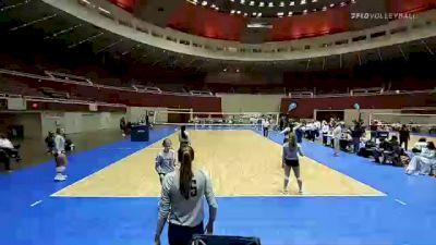 Arkansas Fort Smith vs Gannon - 2021 AVCA Division II Women's Volleyball Championship