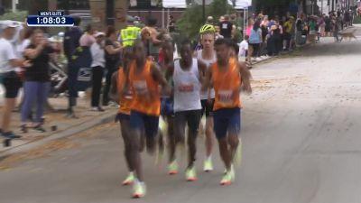 Replay: Chicago Marathon