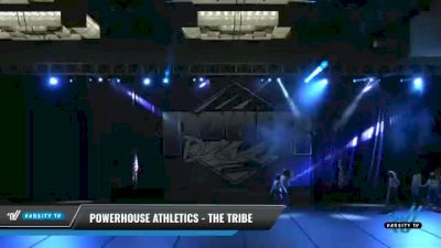 PowerHouse Athletics - The TRIBE [2021 Open Coed Hip Hop Elite Day 2] 2021 ACP Power Dance Nationals & TX State Championship