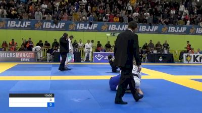 MARGARET ROSE GRINDATTI vs MARIA EDUARDA VIEIRA SANTOS 2020 European Jiu-Jitsu IBJJF Championship
